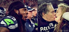 Now We Know What Richard Sherman Was Grimacing About