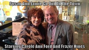 Susan And Jamie Go Out On The Town  Starring Carole Ann Ford And Frazer Hines