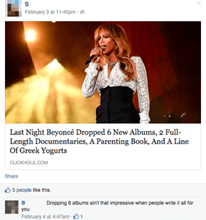 The BeyHive Will Not be Pleased With This