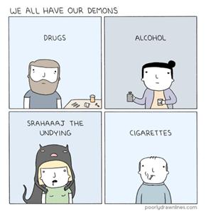 Everyone Has Their Demons