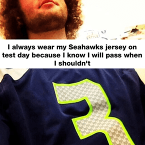 Too Soon for Seahawks Fans