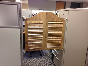 Get a Little More Privacy in Your Cubicle