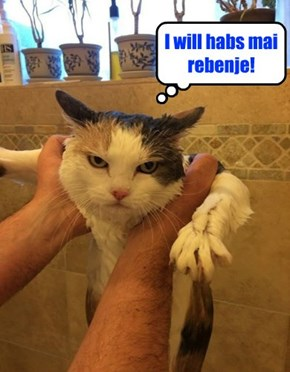 Kittie makes a solemn oath..
