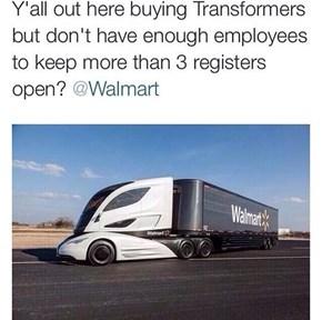Walmart's Budget Makes Total Sense