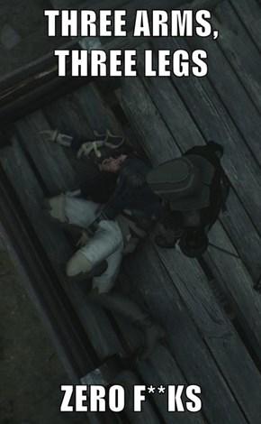 The Dead Kings DLC has Some Very Unique Enemies