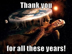 Thank you  for all these years!
