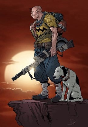 Fallout Version of Charlie Brown