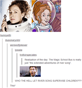 River Song's Retirement