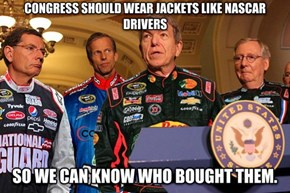 Who Sponsors Your Congressman?