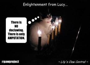 Enlightening!