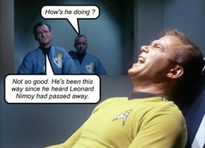 RIP Leonard Nimoy RIP