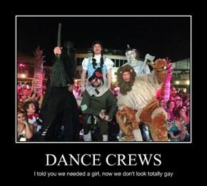 DANCE CREWS