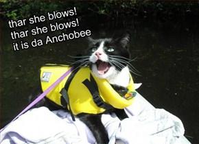KKPS Litterashur teechur Ms. Turndapage is using da Anchobee Hunt to teeches da grate wurks of litterashur. awl da skolars luv her field trip re-enaktmints
