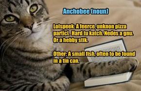 Anchobee (noun)
