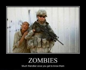 Zombies Are So Cute