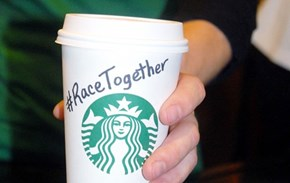 Backlash of the Day: Starbucks' Race Together Campaign Mocked on Twitter