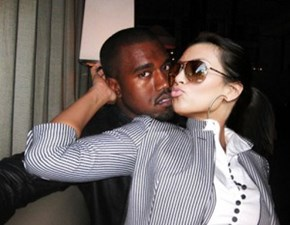 Monday Surprise: Kim Kardashian gets naked, Kanye likes it.