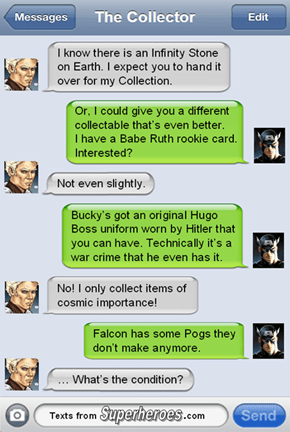 The Collector Is a 90's Kid
