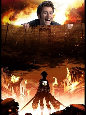 Attack on Time Lord