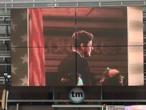 There Might be a Little Something Insensitive About This Tribute to JFK