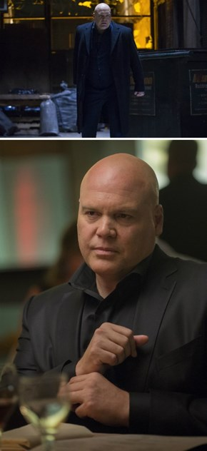 The First Look at Vincent D'Onofrio as Daredevil's Ruthless Kingpin