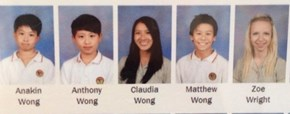 Apparently Four Wongs Do Make a Wright