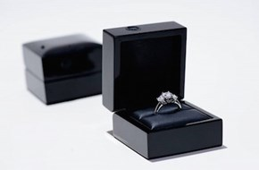 This Camera Ring Box Makes Your Engagement Even More Insufferably Cute