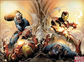 Captain America: Civil War Gets a Plot Synopsis And Film Date