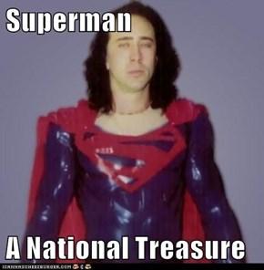 Superman  A National Treasure