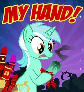 Lyra Vs Fireworks