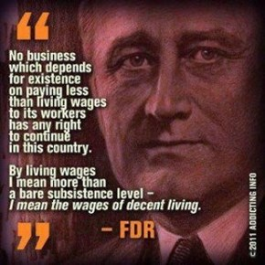FDR knew what was what