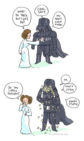 Darth Vader Explained