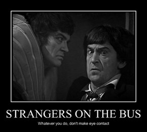 STRANGERS ON THE BUS