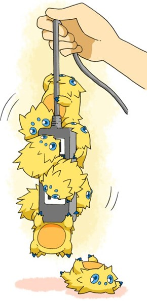 Joltik Infestation