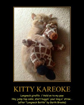 KITTY KAREOKE