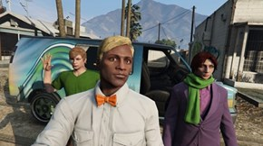This Heist Would've Gone Flawlessly if It Weren't for You Meddling Kids!