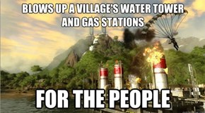 Just Cause 2 Logic