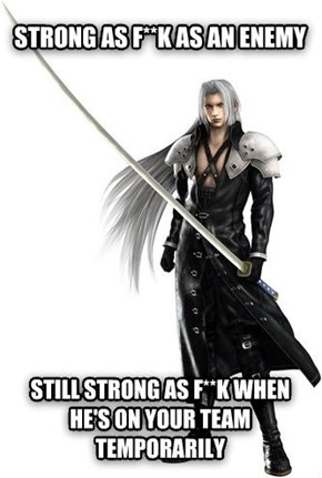 Good Guy Sephiroth
