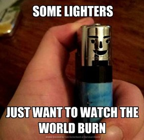 SOME LIGHTERS