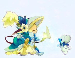 Raichu are Sir, I am a Fancy Lady