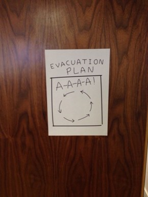 In Case of Emergency, Panic!