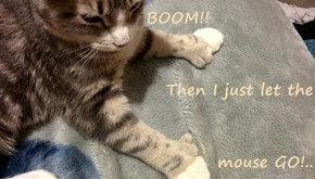 BOOM!! Then I just let the mouse GO!..