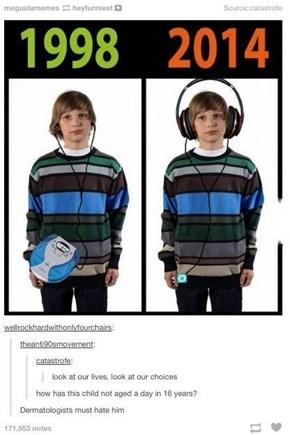 The Key to Immortality: Headphones
