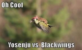 Oh Cool  Yosenju vs. Blackwings