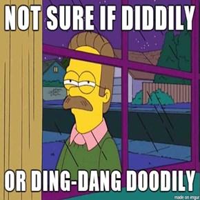 Not sure if Fry or Flanders