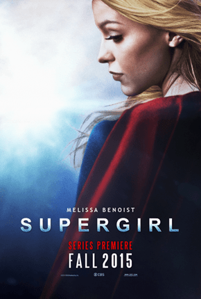 Unofficial Supergirl Poster