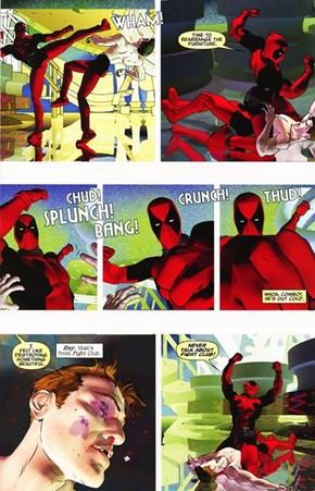 Deadpool: Exterior Redecorator