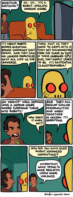Robot Terror