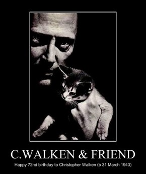 C.WALKEN & FRIEND