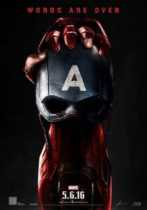 Fan Poster for Captain America: Civil War